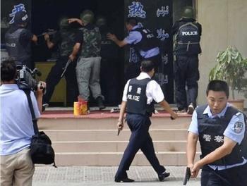 """新疆巴楚县""""4·23""""严重暴力恐怖犯罪案件告破"""